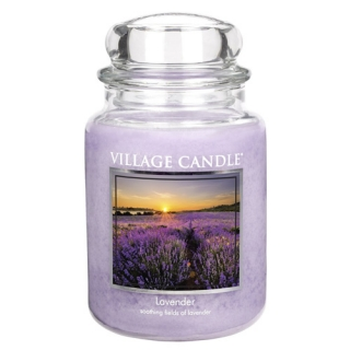 Village Candle-Levandule, 737 g