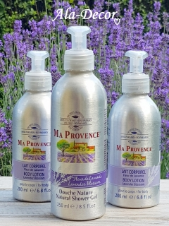 Ma Provence-sprchový gel levandule