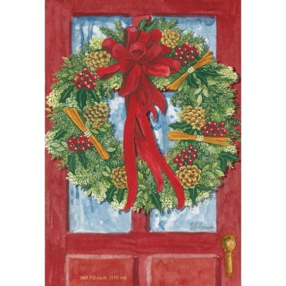 Vonný sáček- Red Door Wreath